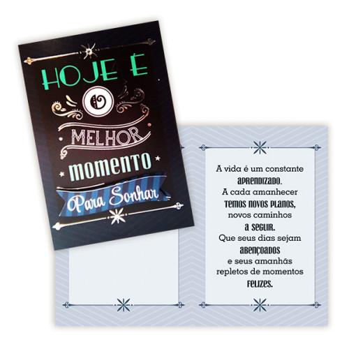 Cartão P - Neutro Preto